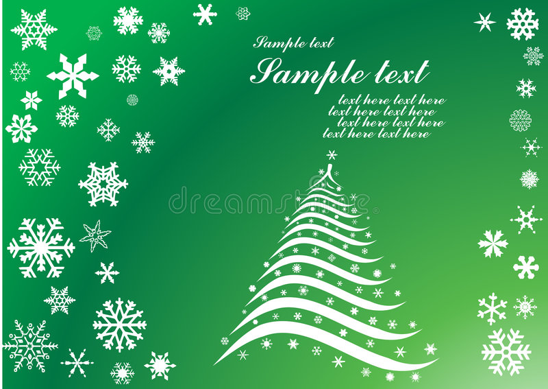 Christmas background. Vector illustration wallpaper stock illustration