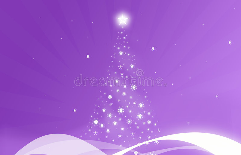 Download Christmas background stock illustration. Illustration of stars - 7388912