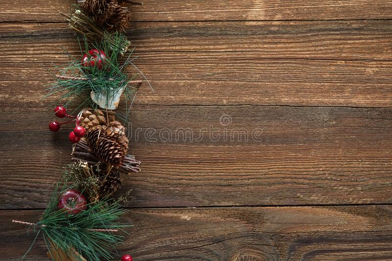 Download Christmas background stock image. Image of brown, season - 87318207