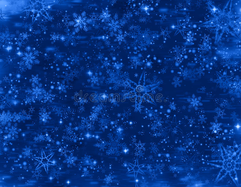Download Christmas Background Blue Royalty Free Stock Photography - Image: 35445707