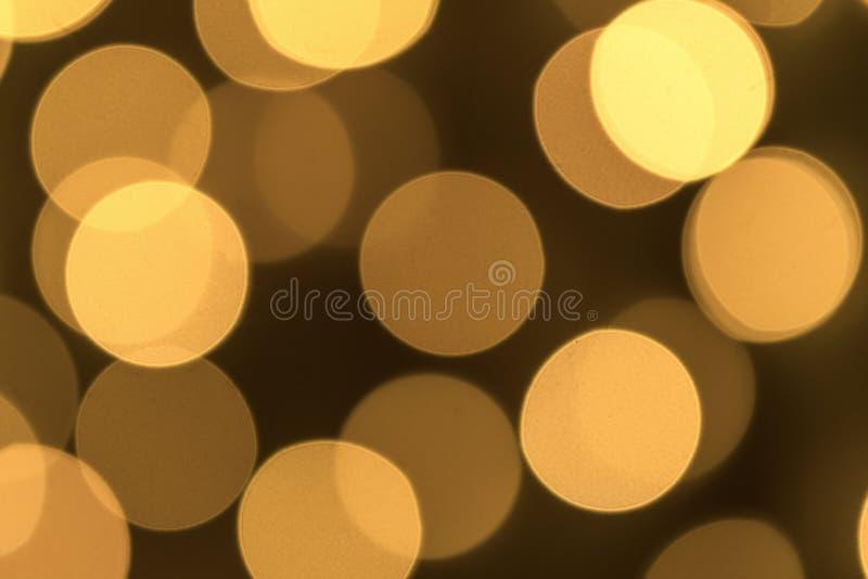Christmas background. Bokeh defocused lights. Christmas background. Festive abstract background with bokeh defocused lights royalty free stock photo