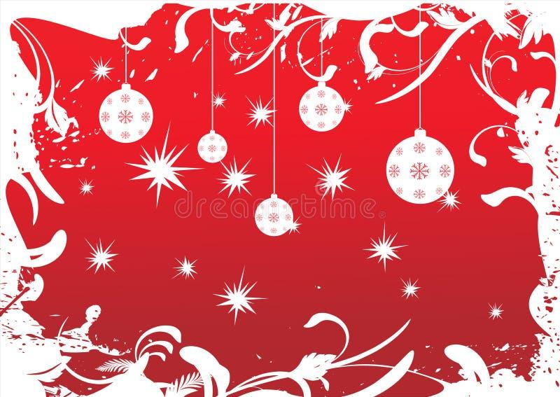 Christmas background A.cdr stock photos