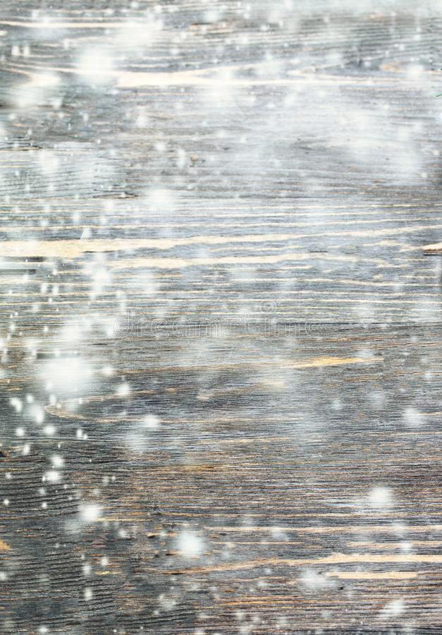 Christmas Background with falling snow. Abstract Snow Background royalty free stock photos