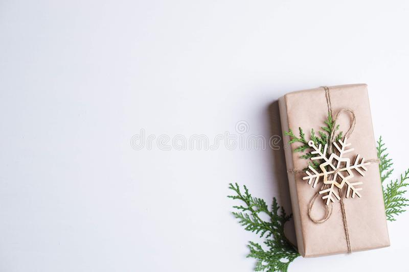 Christmas background for greeting cards, banners and party poste royalty free stock photography