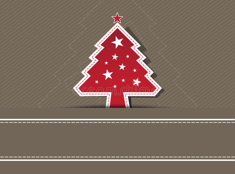 Download Christmas Background Layout Stock Vector - Illustration of holiday, merry: 26628965