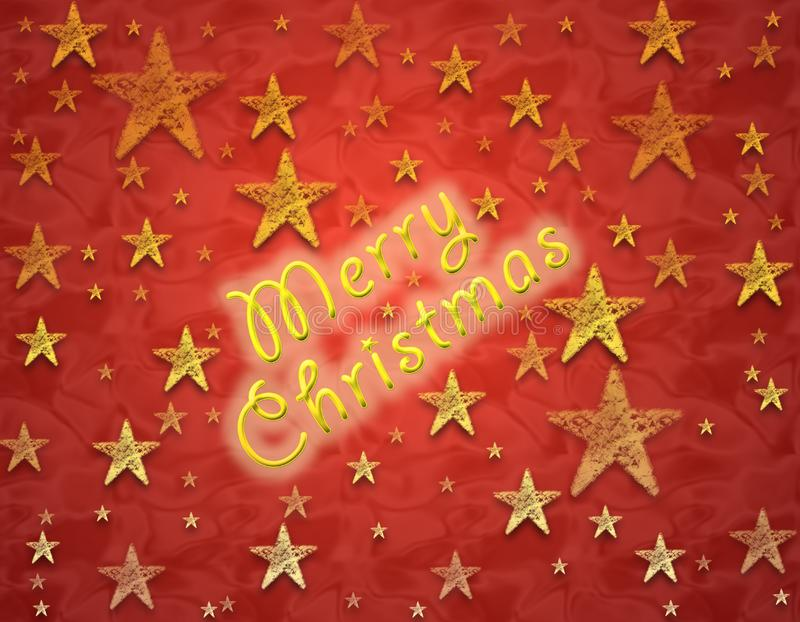 Christmas background red stock photography