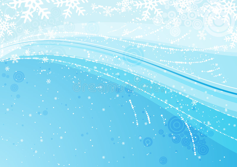 Christmas background, vector stock illustration