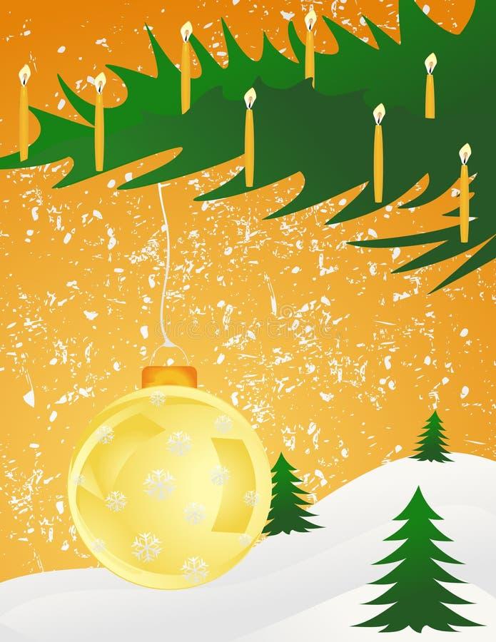Christmas background11 royalty free illustration