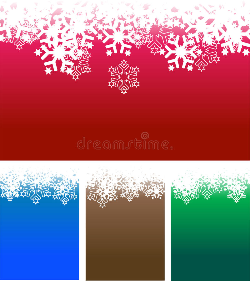 Download Christmas backgrounds stock vector. Image of spot, snow - 11920939