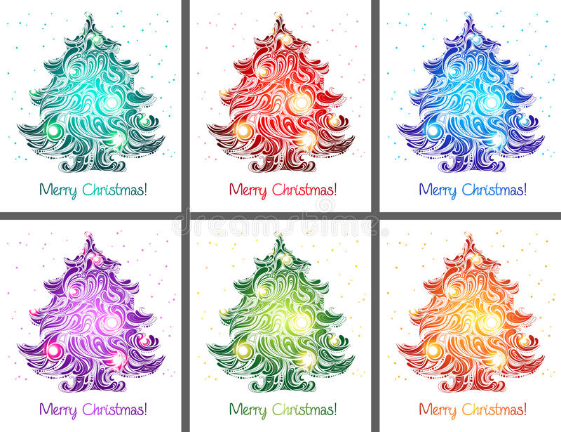 Download Christmas backgrounds stock vector. Image of banner, creative - 16959979