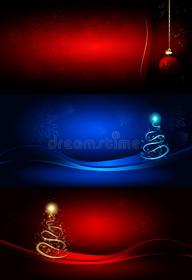 Download Christmas backgrounds stock vector. Image of background - 33961396