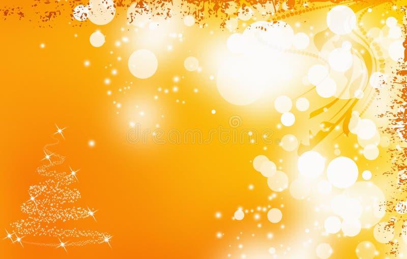 Download Christmas backround stock illustration. Illustration of yellow - 22162594