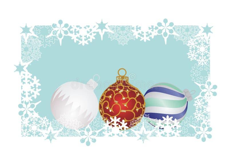 Christmas Ball vector illustration