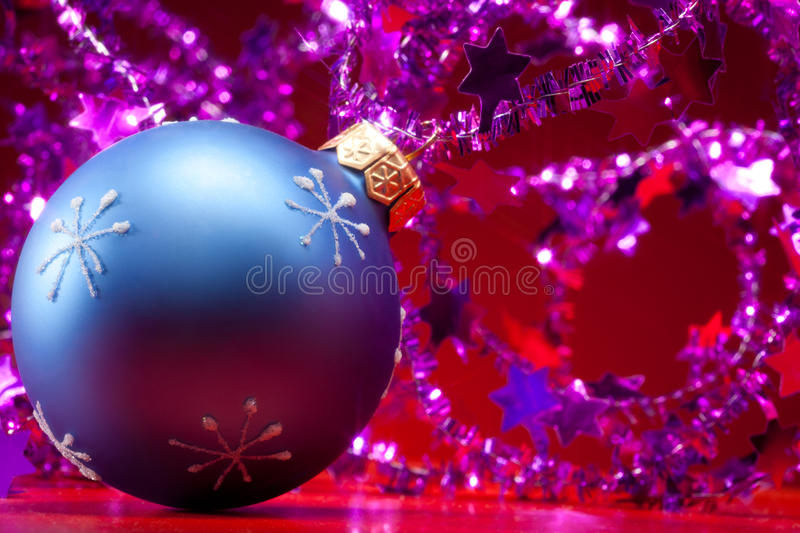Download Christmas Ball And Decorations Stock Image - Image: 22854329