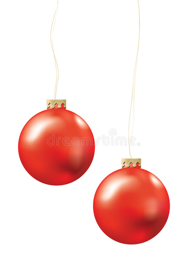 Free Christmas Balls Royalty Free Stock Image - 1449306