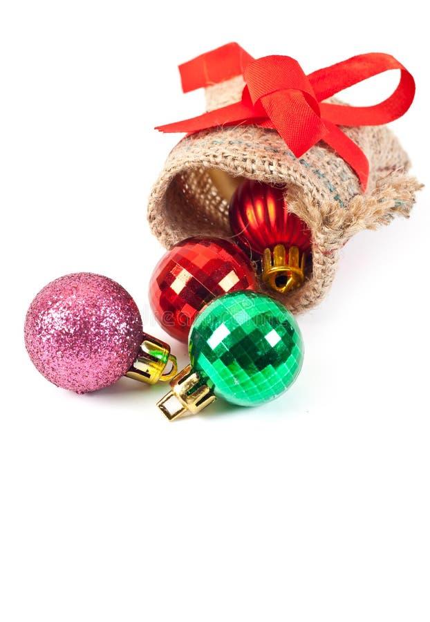 Free Christmas Balls Stock Images - 22104324