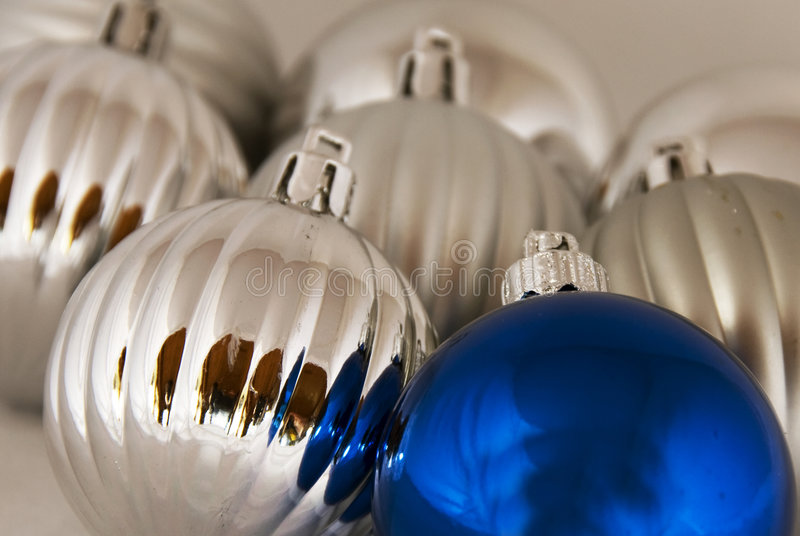 Download Christmas balls stock photo. Image of decorated, decorate - 7166182