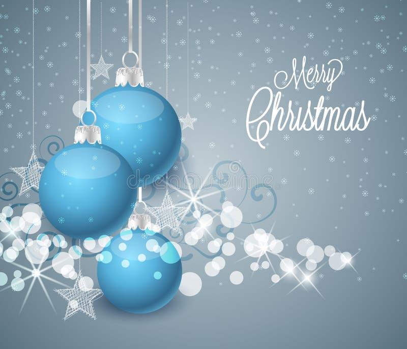 Download Christmas balls stock vector. Image of ball, seasonal - 33326262