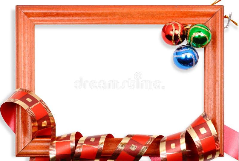 Download Christmas Balls Frame Stock Photography - Image: 15625802