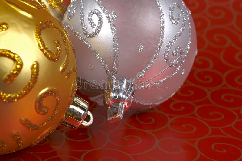 Download Christmas balls stock photo. Image of indoors, paper - 35297146