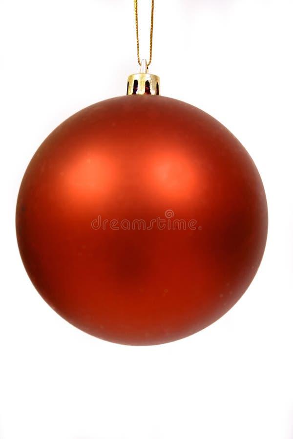 Download Christmas Balls On A White Bac Stock Image - Image: 3570821
