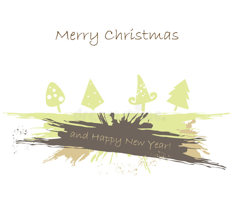 Free Christmas Banner Royalty Free Stock Image - 17112476