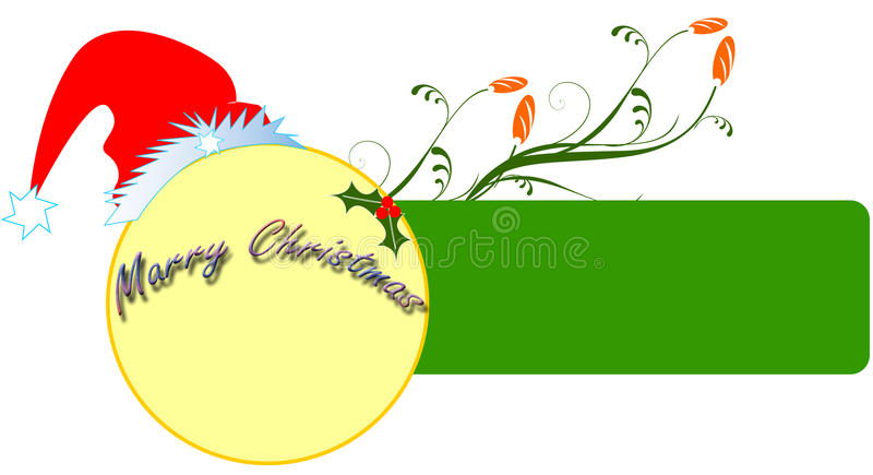 Download Christmas banner stock illustration. Image of background - 21547091