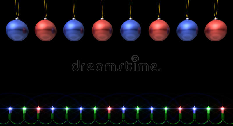 Download Christmas banner stock illustration. Image of banner - 22227107