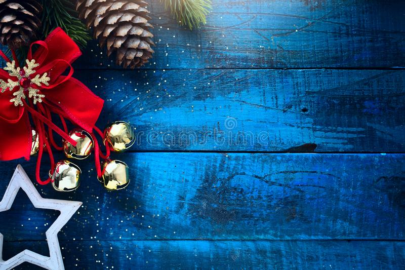 Christmas banner. Background Xmas design for Horizontal christmas poster, greeting cards, headers, website royalty free stock image