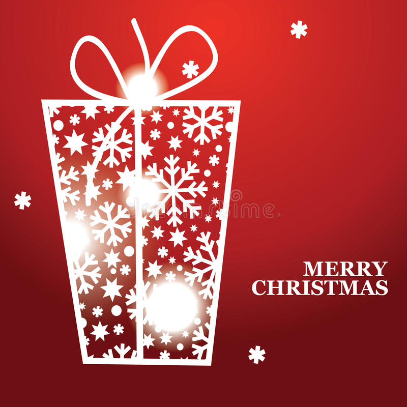 Download Christmas Banner With Christmas Gift Royalty Free Stock Photo - Image: 34304965