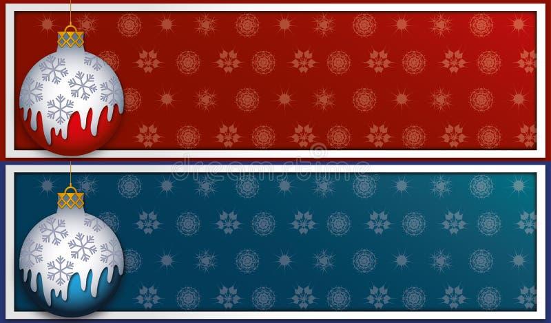 Christmas banner vector illustration