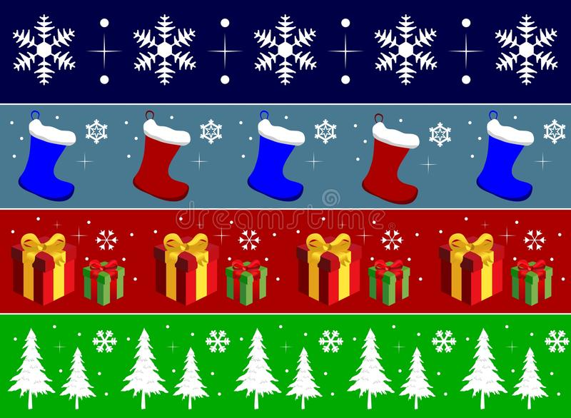 Download Christmas banners stock illustration. Illustration of holiday - 22414997