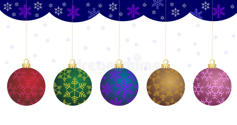 Download Christmas bauble stock vector. Illustration of glass - 16552975