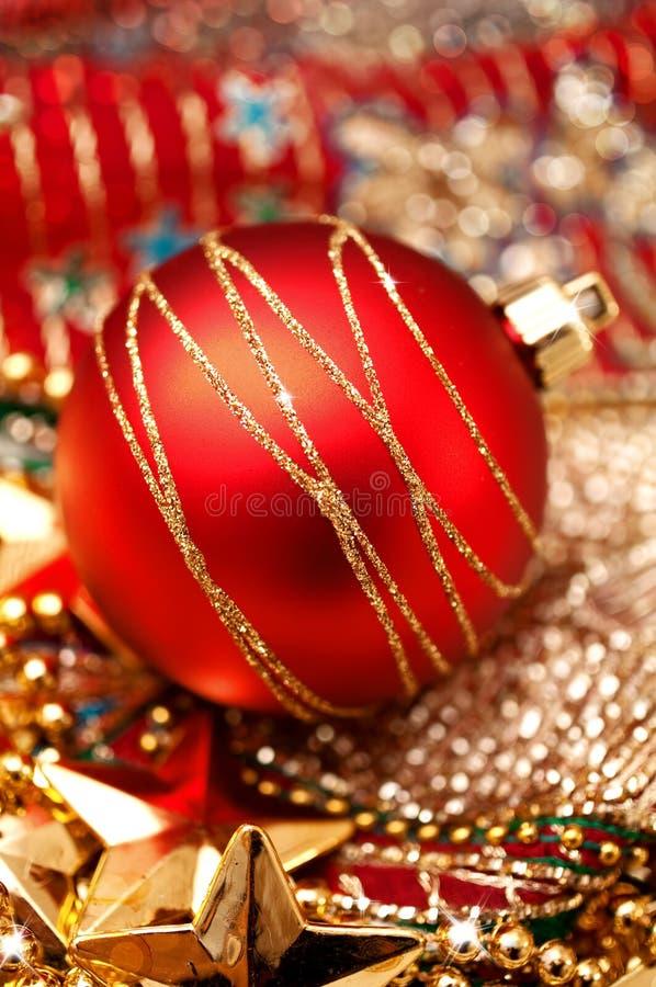 Christmas Bauble Stock Image