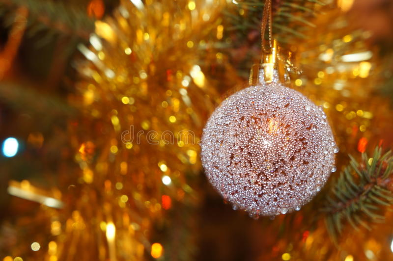 Download Christmas bauble stock image. Image of ball, holiday - 22596231