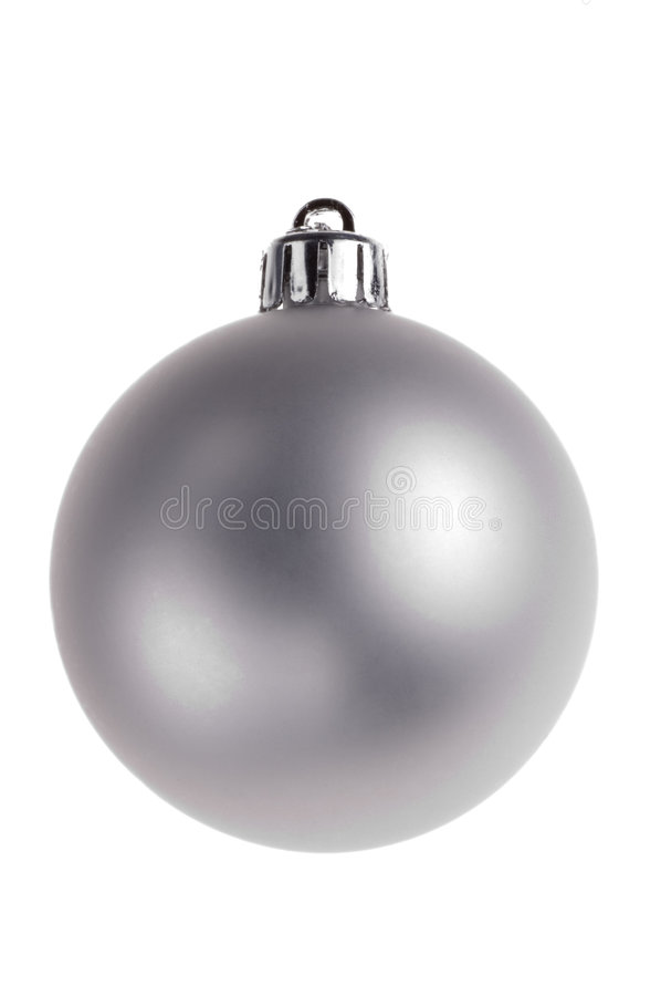 Christmas Bauble Decorations Royalty Free Stock Photos