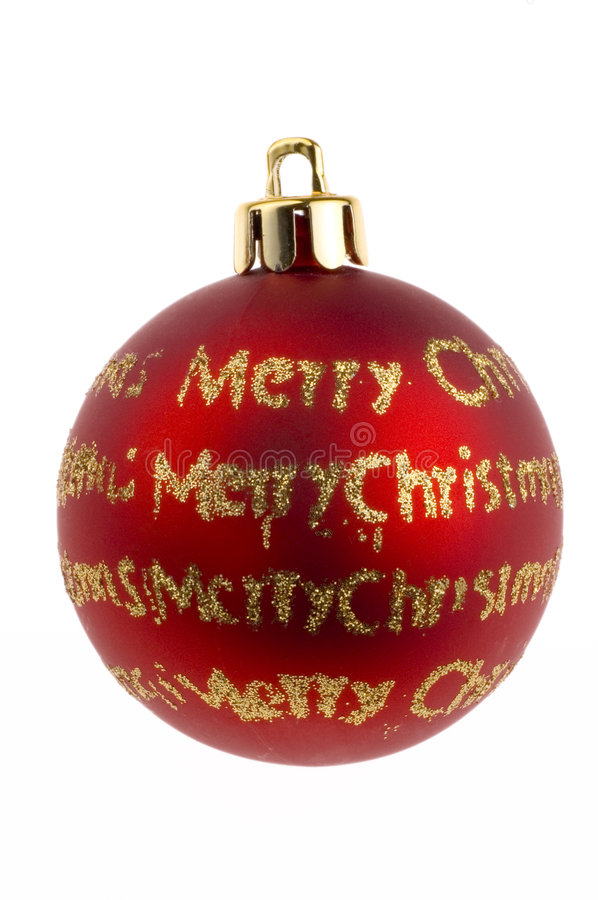 Download Christmas Bauble Decorations Stock Image - Image: 1151307