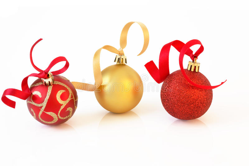 Download Christmas Baubles stock photo. Image of balls, sparkle - 10990308