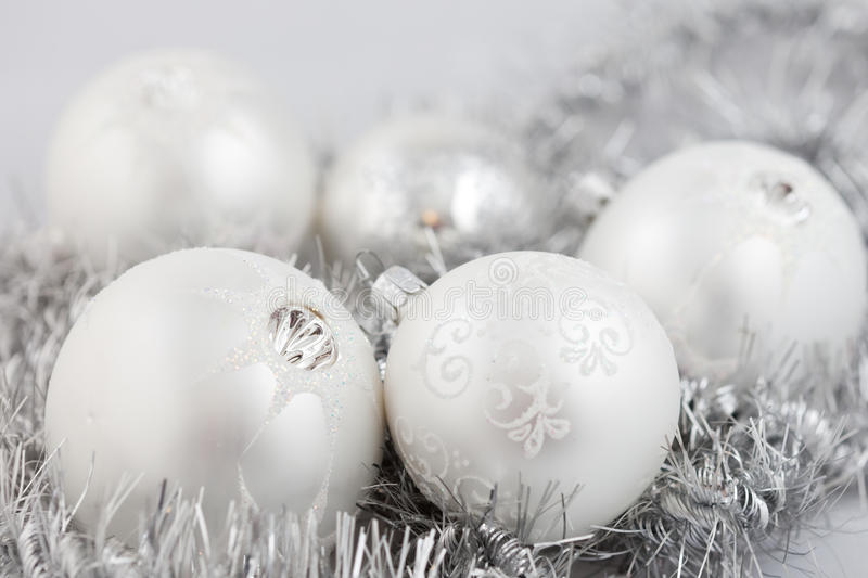 Download Christmas baubles stock image. Image of santa, baubles - 11137415