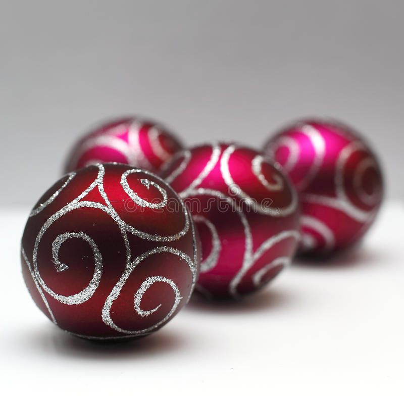 Download Christmas Baubles Stock Image - Image: 11626911