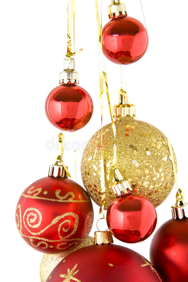 Download Christmas Baubles stock image. Image of celebrate, christmas - 11840169