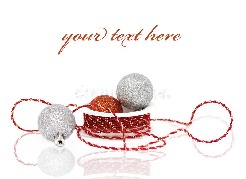 Download Christmas baubles stock image. Image of color, december - 16977725