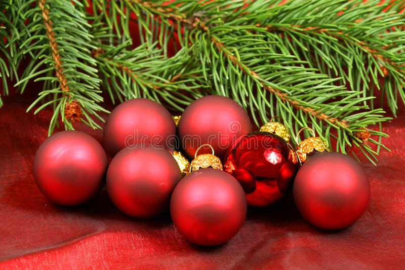 Download Christmas baubles stock image. Image of beautiful, aroma - 17795573