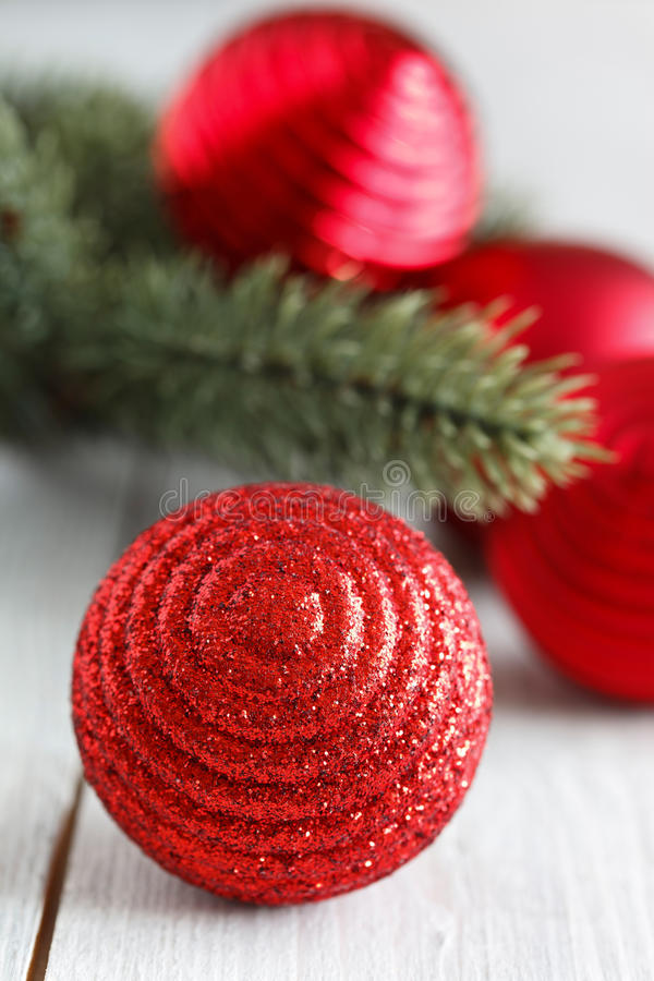 Download Christmas Baubles Stock Photos - Image: 21152143