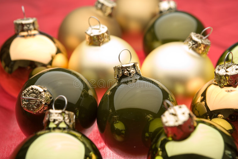 Download Christmas Baubles stock image. Image of color, arranged - 2754637