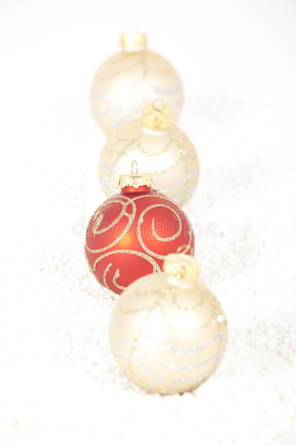 Download Christmas Baubles Stock Image - Image: 28037071