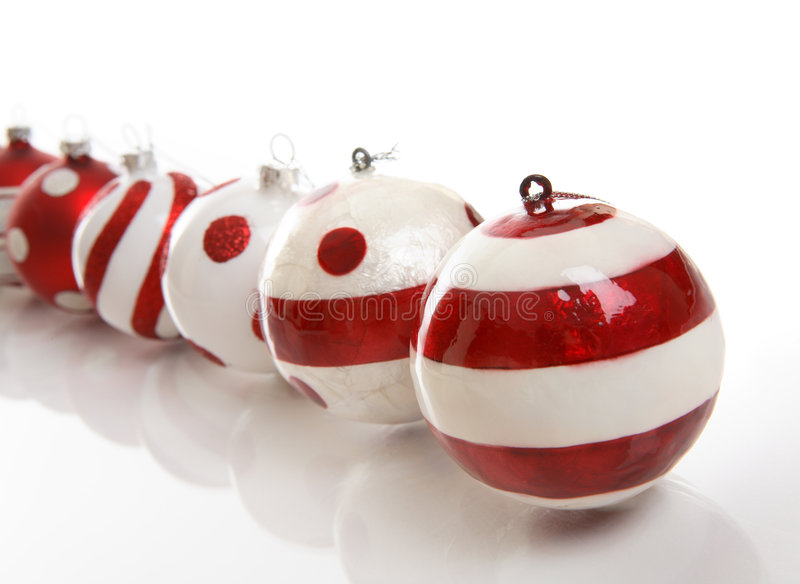 Download Christmas Baubles stock photo. Image of copyspace, xmas - 3644650