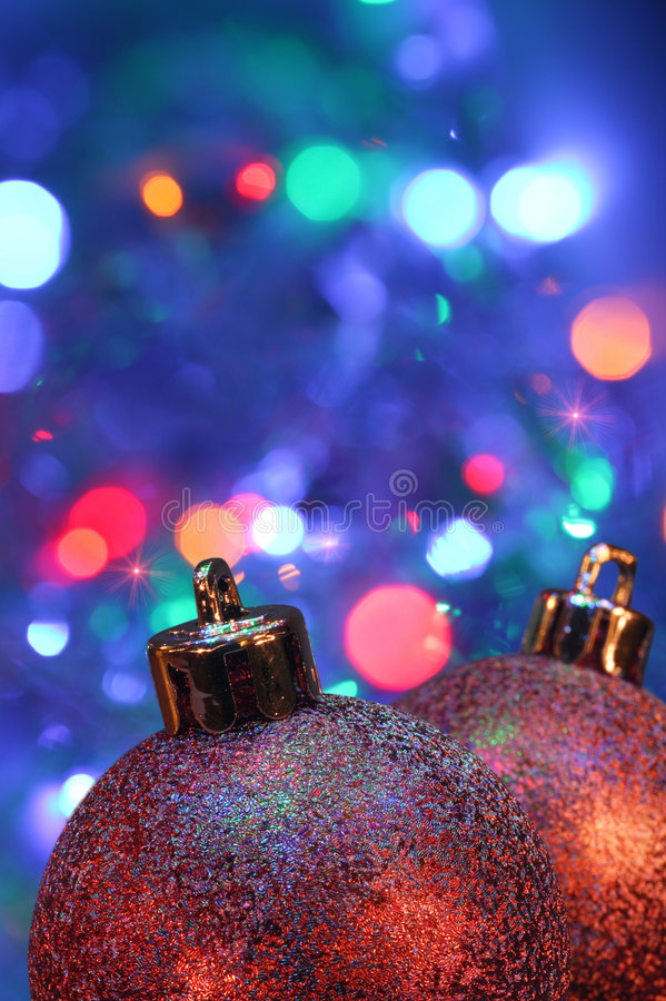 Free Christmas Baubles Stock Photos - 3654933