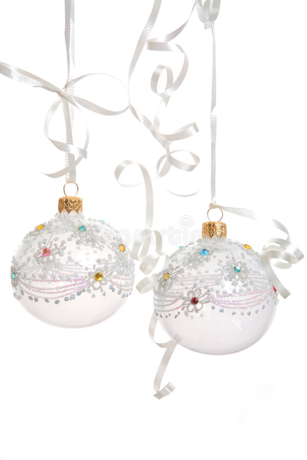Download Christmas baubles stock image. Image of glass, backdrop - 3777793