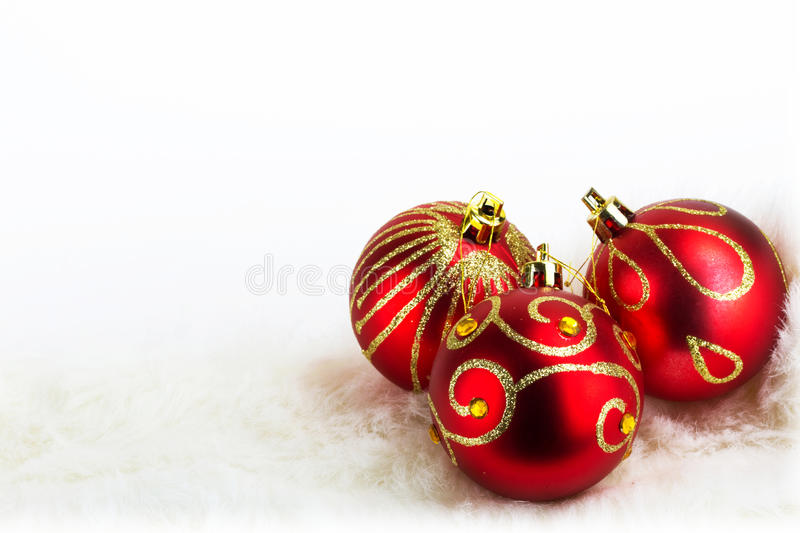 Download Christmas Baubles Background Stock Image - Image: 17311639